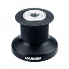 Harken Winch Classic Plain top Radial aluminium B8A - Single Speed Winch with alum/composite base drum and top SCONTO -25%