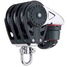 Harken Bozzello Carbo 57 mm, triplo, H150 Cam Matic